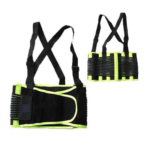 Pain relief back lumbar work belt