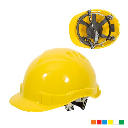 New breathable safety helmet