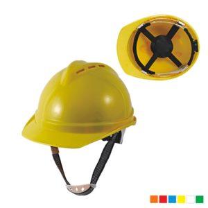 Permeable V design helmet PE