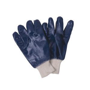 Nitrite gloves knit wrist