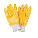 Full coated nitrile gloves
