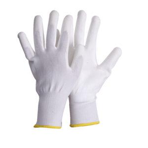 PU gloves CE EN388