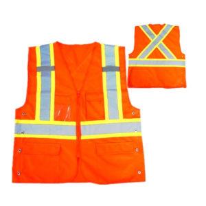 High viz reflective vest