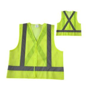 Mesh warning vest