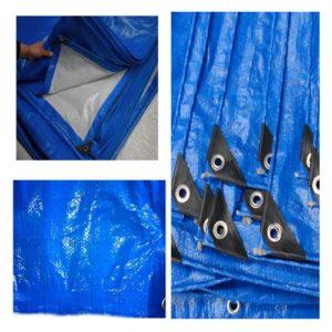 blue white pe
