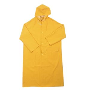heavy duty pvc rain coat