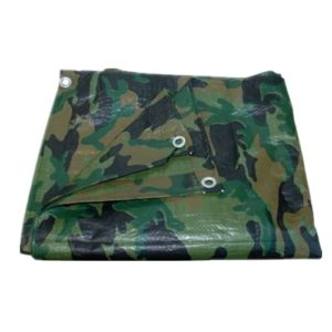 pe tarpaulin camouflage color _副本