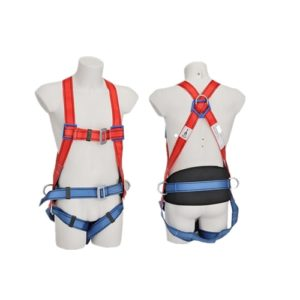 new full body safety harness