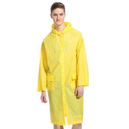 adult EVA rain coat