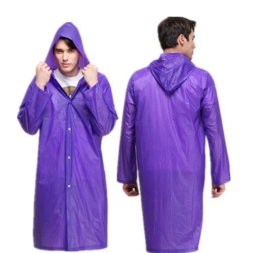 Adult PVC rain coat