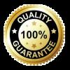 quality guranteed